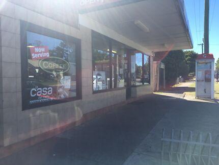 Elderslie family store - Take-away, convenience store