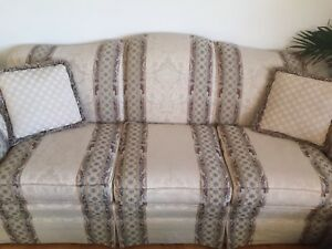 Moving sale! - Sofa set