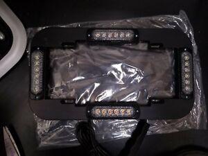 Whelen strobe lights ebay license plate strobe light j 6 license plate whelen galls sho me code 3 mozeypictures Gallery
