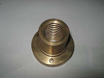 Knee Brass Elevating Nut For Bridgeport Mill Machine