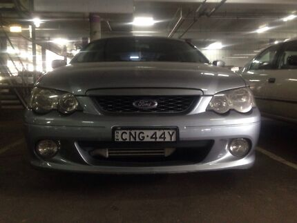 2004 Ba Falcon Xr6 turbo Leumeah Campbelltown Area Preview