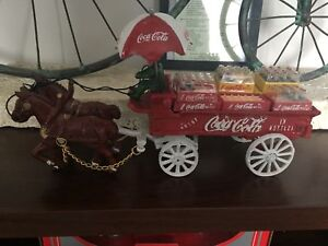 Wagon Coca Cola