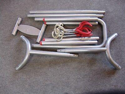 Delta 4 Bike Bicycle Storage Rack  ()