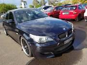 BMW 2008;  530i M5 kit 3.0 L petrol 113km Rego Jul 19 Blair Athol Campbelltown Area Preview