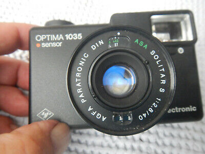 AGFA Optima 1035  Germany