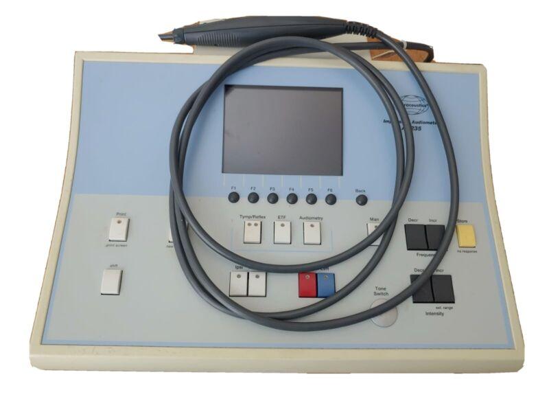 Calibrated Tympanometer Interacoustics AT235