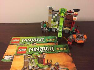 Lego Ninjago 9558 Training Set
