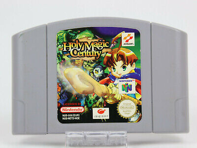 Nintendo 64 N64 Holy Magic Century nur Modul