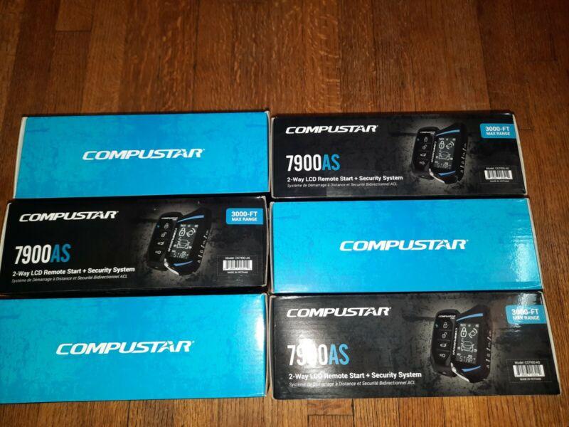 Compustar CS7900-AS 2-Way 3000-Ft Remote Car Start & Alarm (Replaced CS6900-AS)