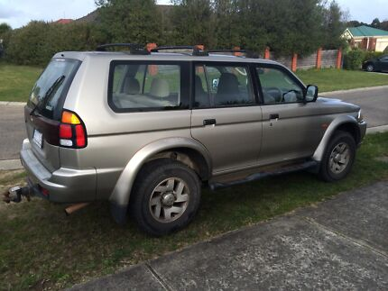 2002 Mitsubishi Challenger Wagon Mount Martha Mornington Peninsula Preview