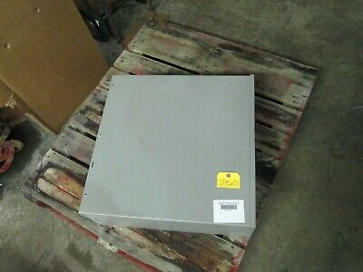 Hubbell Wiegman Enclosure Junction Pullbox Rsc242408 24x24x8 New