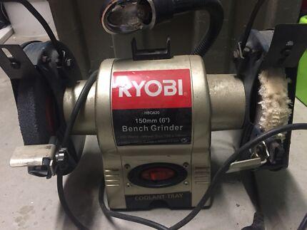 Ryobi Bench Grinder