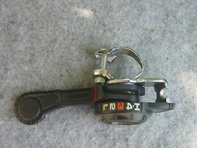 Schalthebel  Original  Shimano Positron PPS  5/6 speed Vorbau