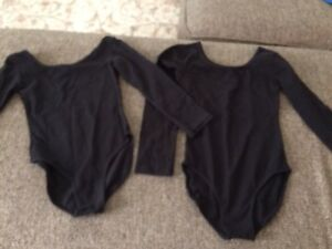 Gymnastic bodies, size 4-5 and 6-6x
