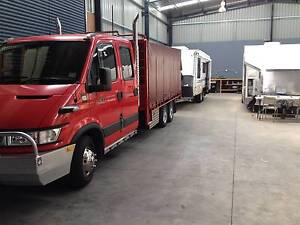 2006 Iveco Daily Tray Bacchus Marsh Moorabool Area Preview