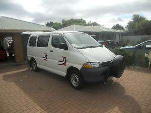 1998 Toyota Hiace Van/Minivan  GAS/PETROL Port Willunga Morphett Vale Area Preview