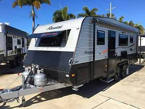 2017 20'6 REGENT DISCOVERER FAMILY DOUBLE BUNK SHOWER TOILET Clontarf Redcliffe Area Preview