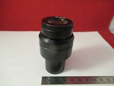 Zeiss Germany Eyepiece Wp 10x24 Microscope Part Optics 46-a-07