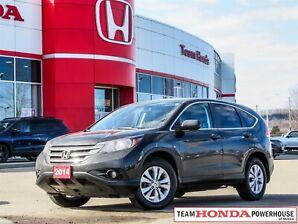 2014 Honda CR-V EX *1 OWNER|SUNROOF|BACKUP CAM|HEATED SEATS*