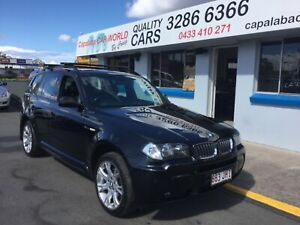 2008 BMW X3 3.0d Automatic SUV Capalaba Brisbane South East Preview