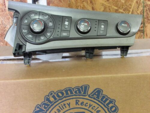 11-15 TOYOTA SIENNA Heater Air Conditioning A/C Climate Control
