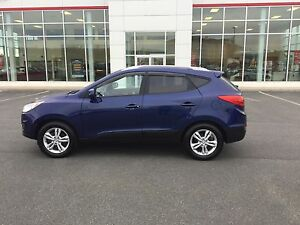 2013 Hyundai Tucson GLS HEATED SEATS; BLUETOOTH; ALLOYS; FOG...