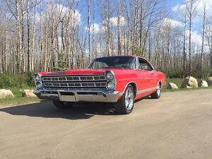 1967 Ford Galaxie 500 (western solid beauty)