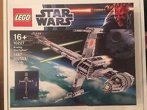 LEGO 10227: STAR WARS UCS B-Wing Starfighter - Retired - NEW Sydney City Inner Sydney Preview