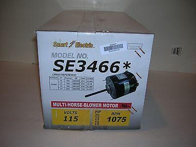 Motors 1 3 Hp 1075 Industrial Equipment