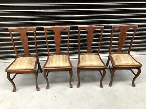 Antique Dining Chairs Campbellfield Hume Area Preview