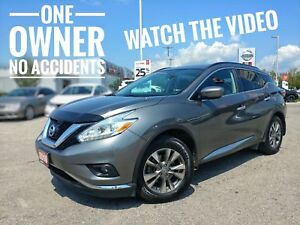 2016 Nissan Murano SV Navigation Sunroof Heated Seats  FREE D...