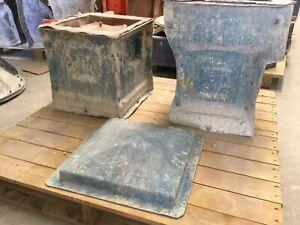 Concrete Letter Box Mould