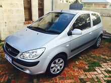 2009 Hyundai Getz S Manual MY09 Beaconsfield Fremantle Area Preview