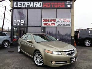 2008 Acura TL Leather,Sunroof,Bluetooth*Certified*