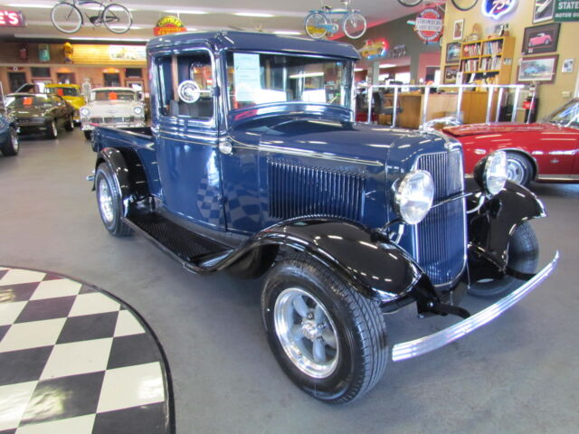 Ford : Other Pickups 1933 Ford Pick-up All Steel Resto-Rod 350 TH350 DB