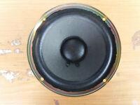 Jet Black Neoprene Pouch Case for The JVC 360 Degree SP-AD95-B Portable Speaker
