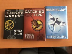Série livres Hunger Game - version anglaise
