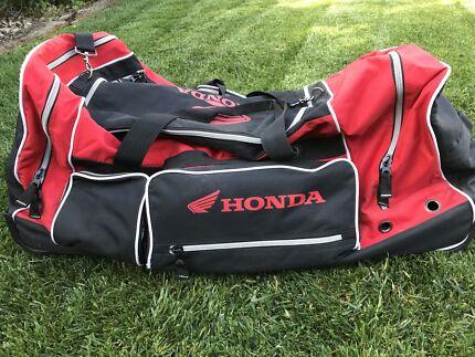 Honda Racing Motor Bike Gear Bag