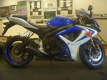 2006 SUZUKI GSX-R600 MOTORCYCLE FOR SALE!! Lawnton Pine Rivers Area Preview