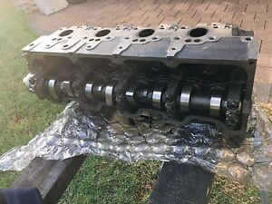 2.8 3L Cylinder head (Fully Assembled) Reynella Morphett Vale Area Preview