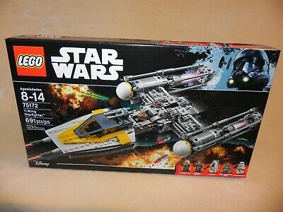 LEGO Star Wars Y-Wing Starfighter (75172) NISB