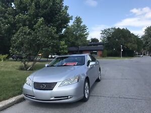 2008 Lexus ES 350 (premium package)