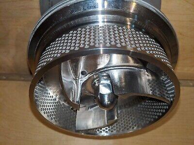 Emulsifier Inline High Shear Mixer Homogenizer 5 Hp 120 Gpm