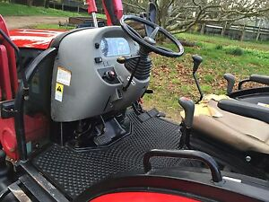 2012 TYM t503 50hp 4wd tractor Warragul Baw Baw Area Preview