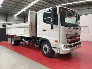 2019 Hino FE 1426 MT Leaf Tipper H01779 Breakwater Geelong City Preview