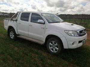 2010 Toyota Hilux Ute Langhorne Creek Alexandrina Area Preview