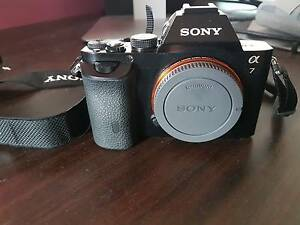 Sony ILCE-7 A7 Full Frame Camera Cranbourne Casey Area Preview