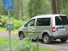 VW Caddy 3 (2K/2C) 2.0 TDI 4MOTION Test
