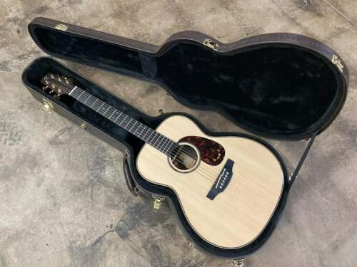 Takamine EF7M-LS Solid Lutz Top, Solid Rosewood Back and Sides, TLD Electronics