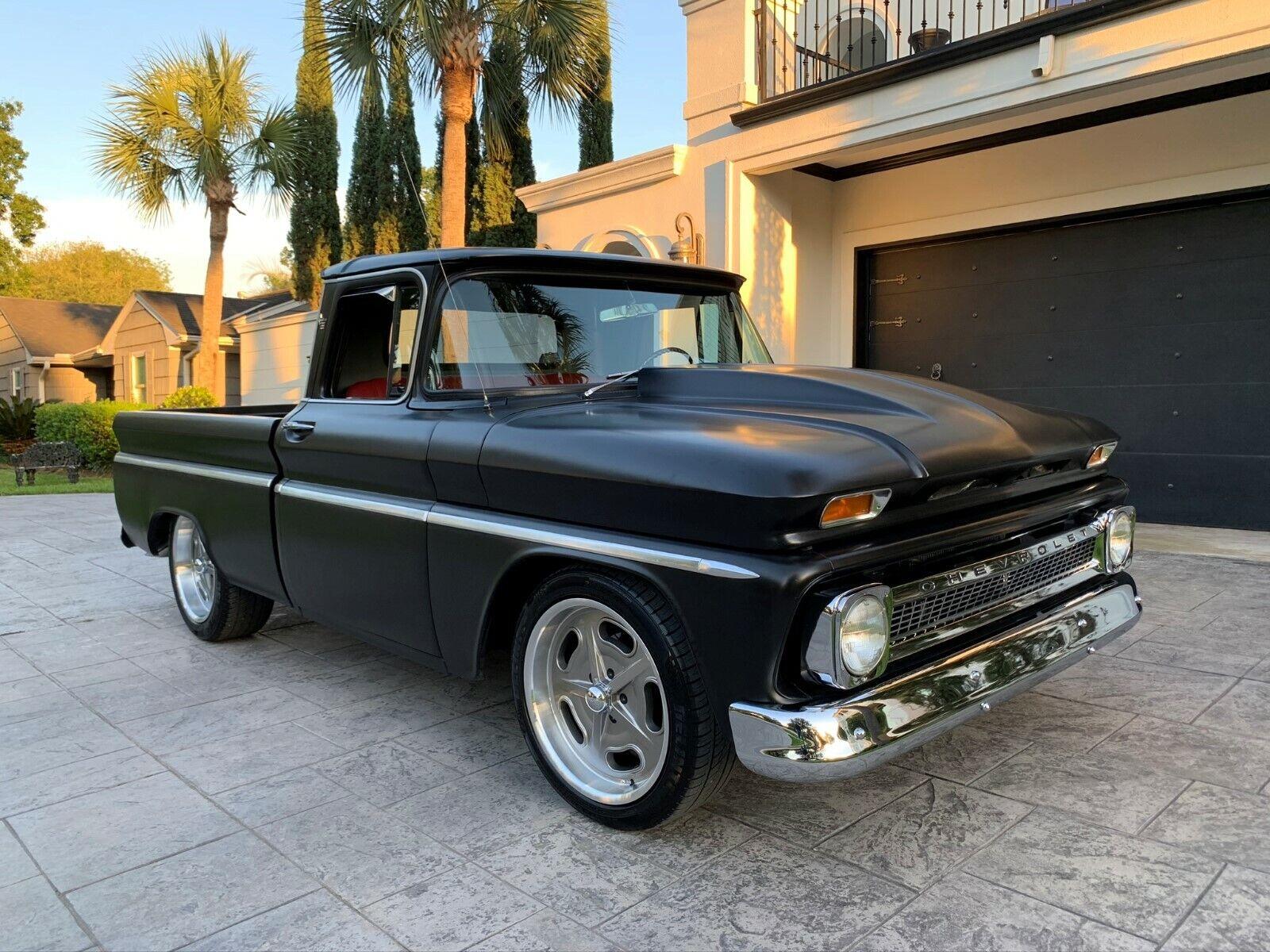 1962 Chevrolet C10 SWB, 383 Stroker/450 Horsepower, turbo 350 auto Trans, FAST!!